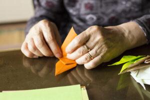 Origami: uma arte milenar e terapêutica