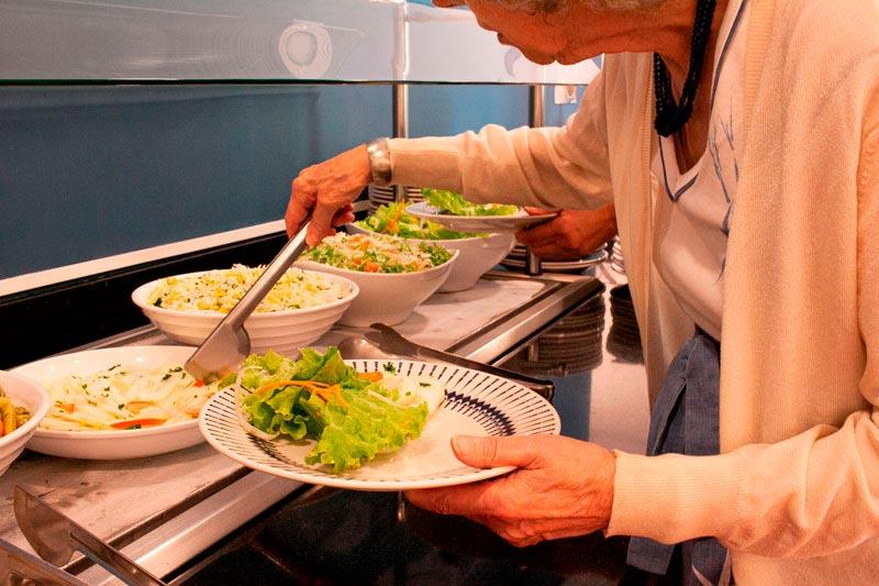 Casa de Repouso com Alimentação Planejada por Nutricionistas